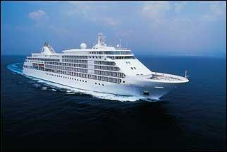 Silversea Silver Shadow Cruise Ship - Silver shadow cruise ship itinerary