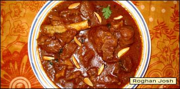 Kashmir food by food author howard hillman - Kashmir indian cuisine ...