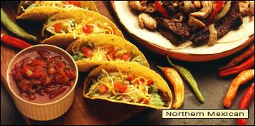 Mexican cuisine - By food author Howard Hillman