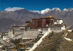 Potala Palace Tips By Travel Authority Howard Hillman